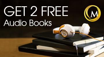Get 2 Free Audio Books