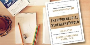 Entrepreneurial strength finder