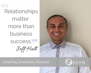 169 – From Nothing to Overflow with Jeff Hall