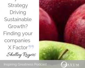 175 – Is your firms Strategy driving sustainable growth?