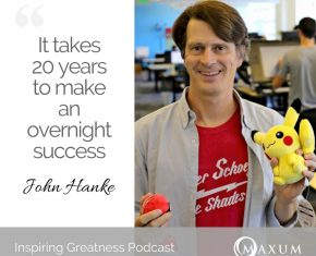 160 – It takes 20 years to make an overnight success
