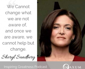 167 – Top 10 Rules for success from Sheryl Sandberg