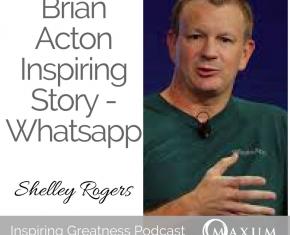 153 – Inspiring story from Brian Acton – Whatsapp