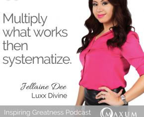154 Jellaine Dee on Trusting Entrepreneurial Instinct