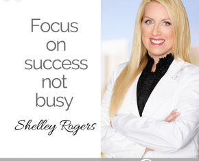 150 – Focus on Success not Busy